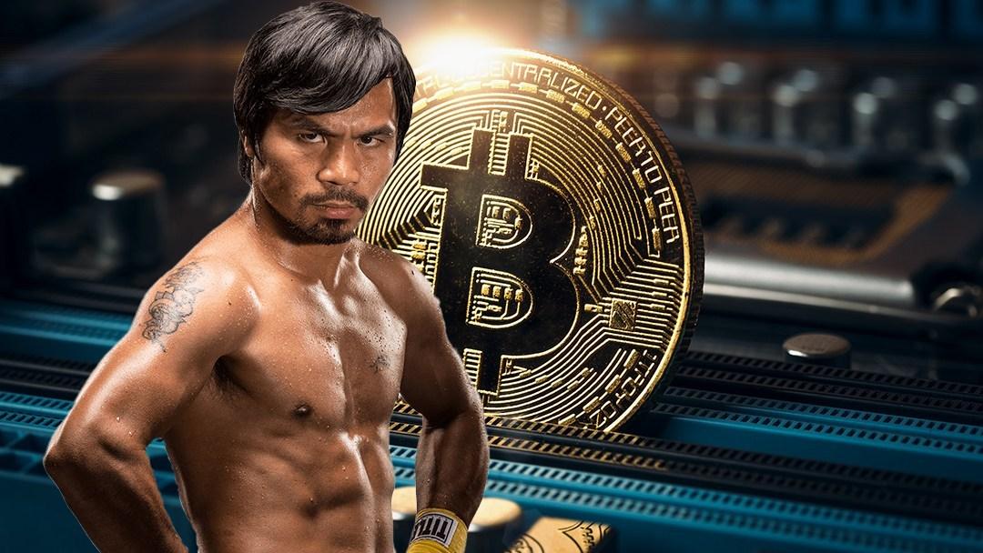 Manny Pacquiao, juara tinju, meluncurkan cryptocurrency-nya sendiri