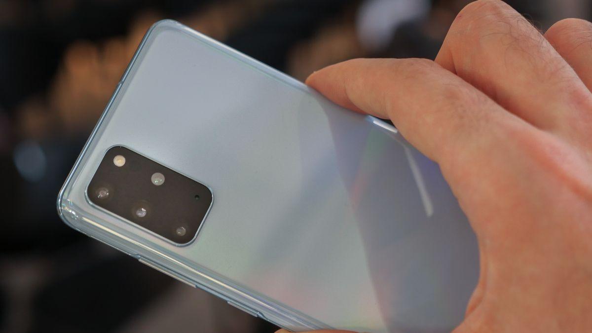 Mennään töihin: Samsung Galaxy S20 Plus -arvostelu