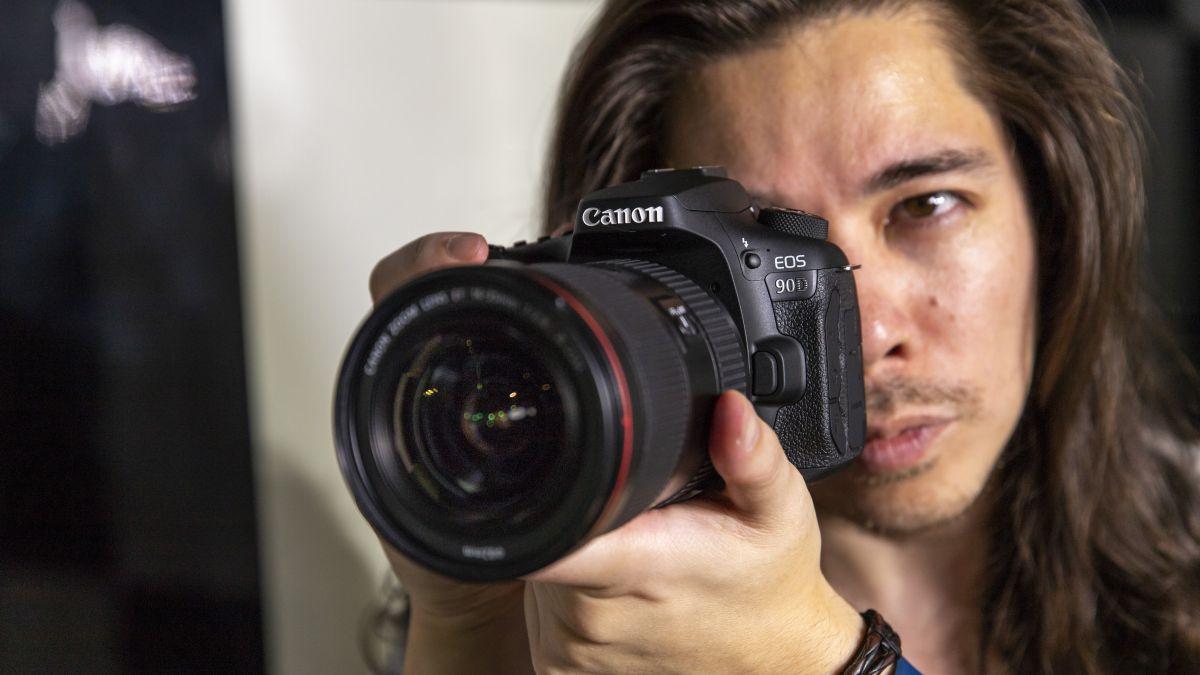 Hands on: ulasan Canon EOS 90D 1