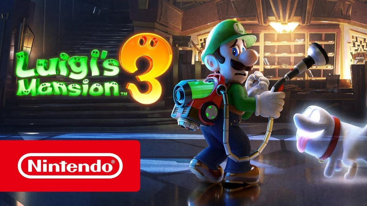 asuinpaikka 3 Luigi saa palkinnon uudesta DLC-sisällöstä moninpelitiloissa …