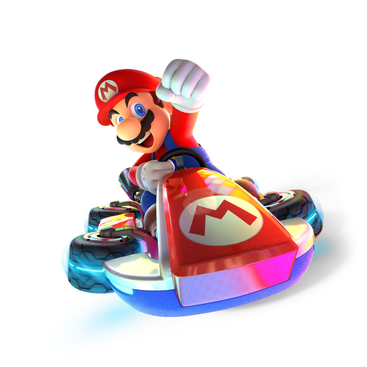 Mario Kart 8 Deluxe North American Open begins 22nd September