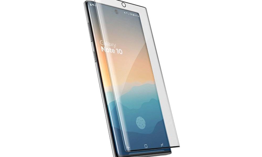 Terbaik Galaxy Note  10 Pelindung Layar