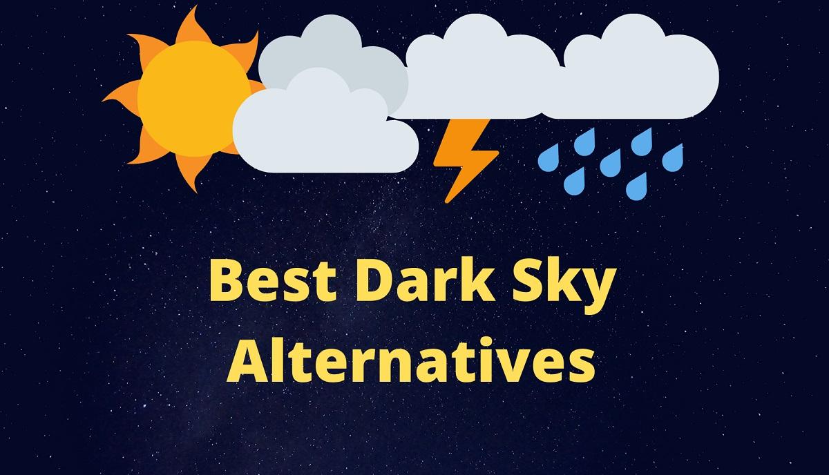 Parhaat vaihtoehdot tummalle taivaalle 6 Sääsovellukset Androidille …