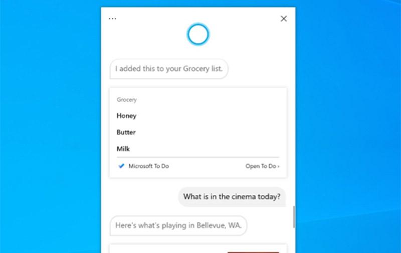 Microsoft membuat Cortana tidak terlalu mengganggu Windows 10