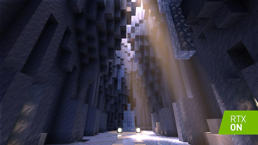 Minecraft Menunjukkan Dukungan Tracing Ray dengan Teknologi NVIDIA RTX 1