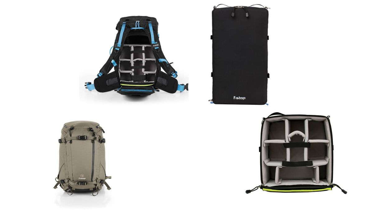 Ransel Seri F-stop Mountain