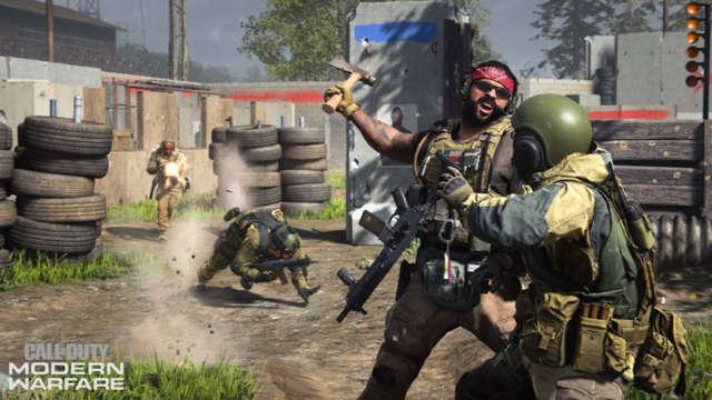 Box art - Call of Duty: Modern Warfare