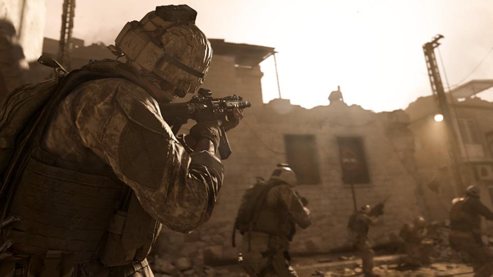 Modern Warfare akan mendukung penggunaan mouse dan keyboard, pada konsol