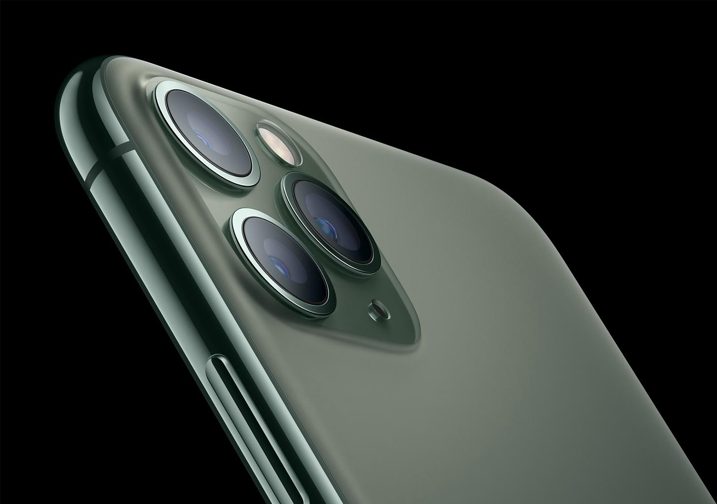 Mode Malam iPhone 11 diperagakan di foto baru