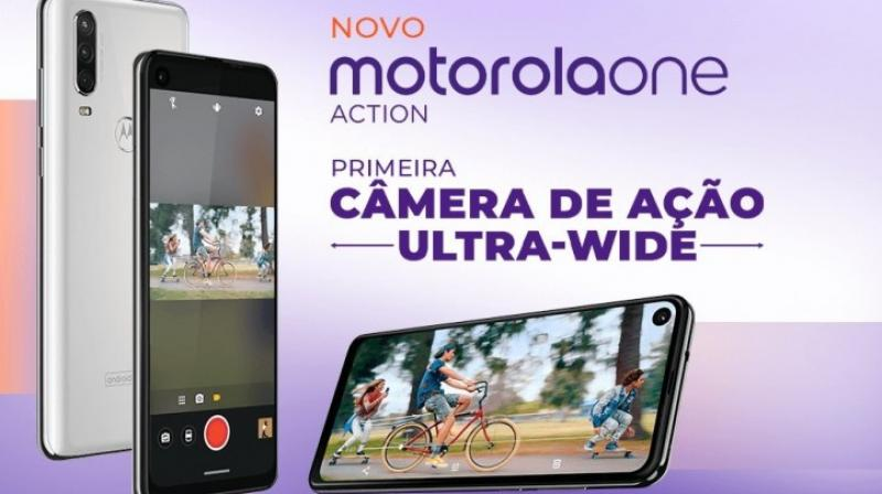According to leaked specs, it can be assumed that the upcoming Motorola One Action is pretty much the Motorola One Vision with a plastic body.