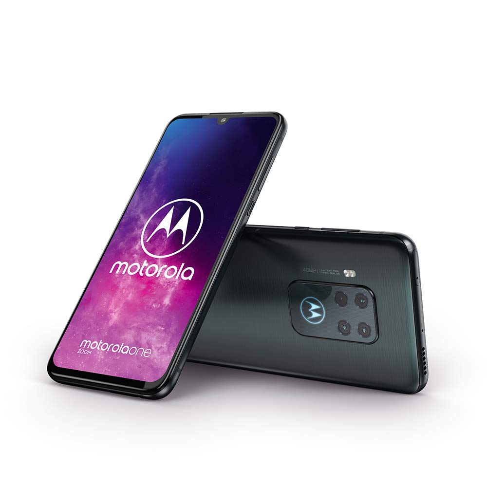 Motorola One Zoom senza segreti: immagini, scheda tecnica e prezzo