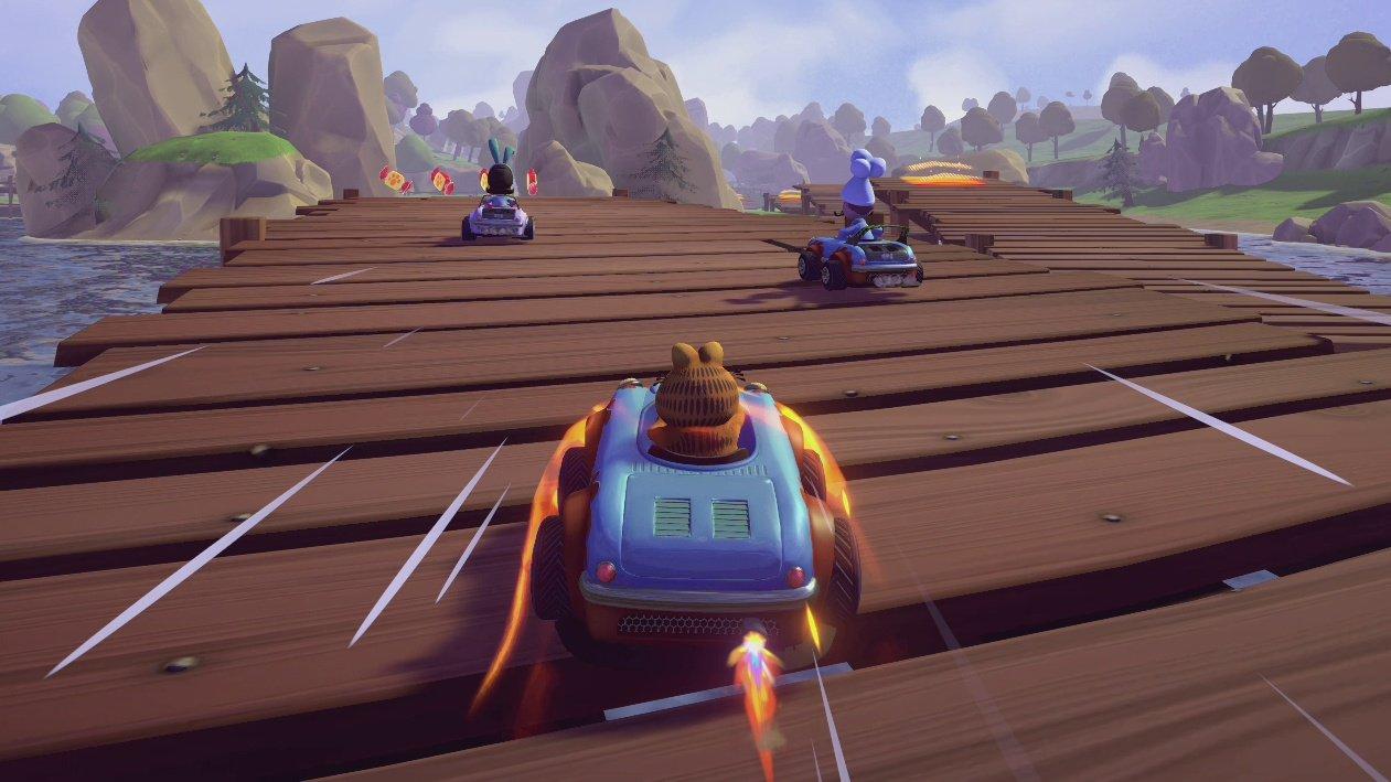 Move Over Mario, Garfield Kart Kembali Dan Datang Switch