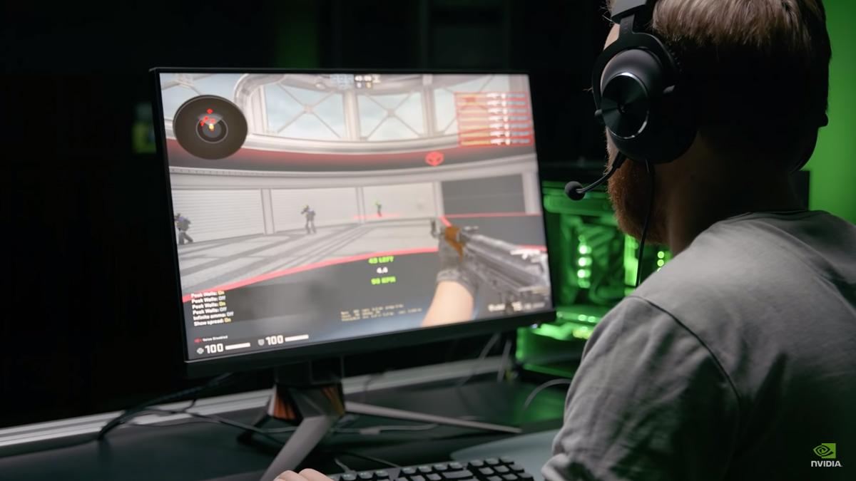 NVIDIA mengumumkan monitor G-SYNC Esports baru di CES 2020 1