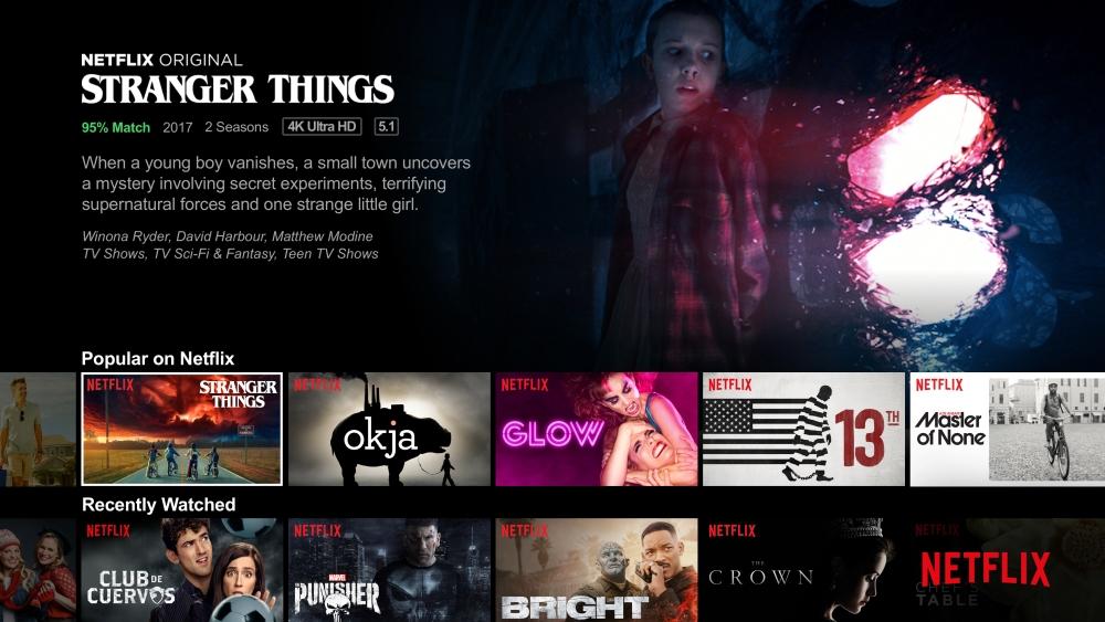 Netflix kommer att spela strömningskvalitet i Europa under en månad 1