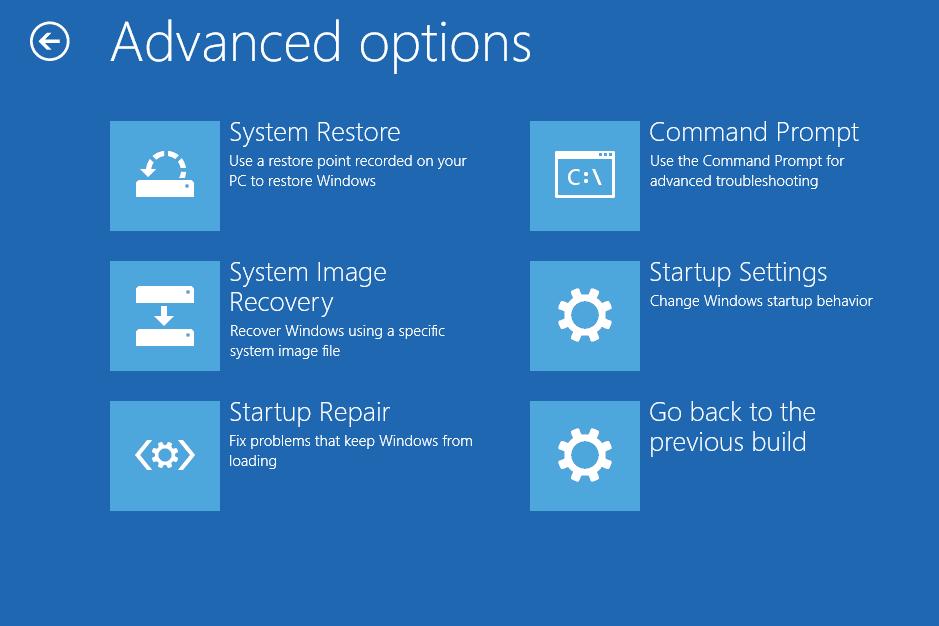 Windows    10 hesablarına girə bilmir