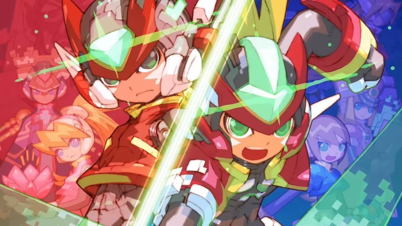 """""""Không cần tải xuống bổ sung"""" cho phiên bản vật lý của Mega Man Zero / ... 4"""