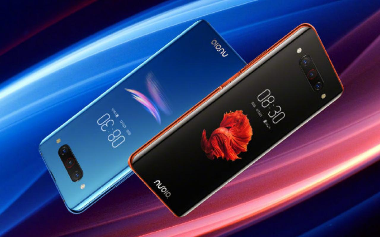 nubia Z20 menegaskan bahwa ponsel layar ganda masih menjadi masalah