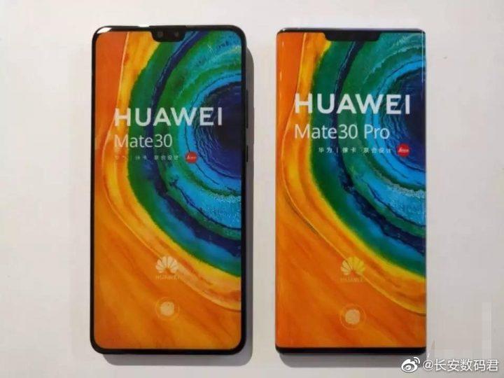 Bề mặt rò rỉ Huawei Mate 30 Pro mới: Camera chính 40MP, ghi hình ... 1