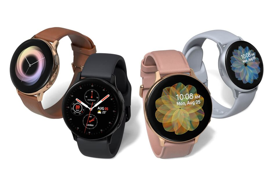 Samsung mới Galaxy Đồng hồ Active2 được trình bày với kích thước mới, màn hình ECG, kết nối LTE ... 6