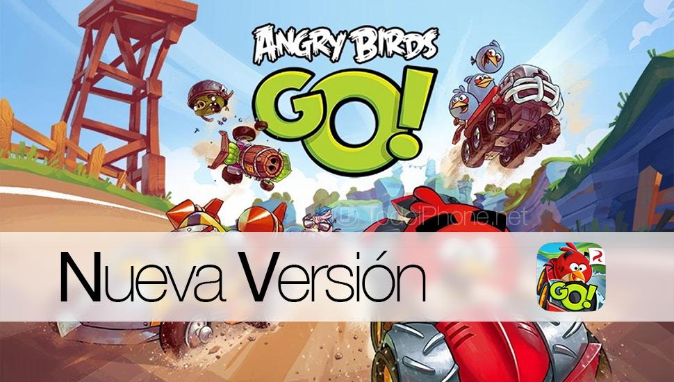 Mode Multiplayer baru tiba di Angry Birds GO! 1