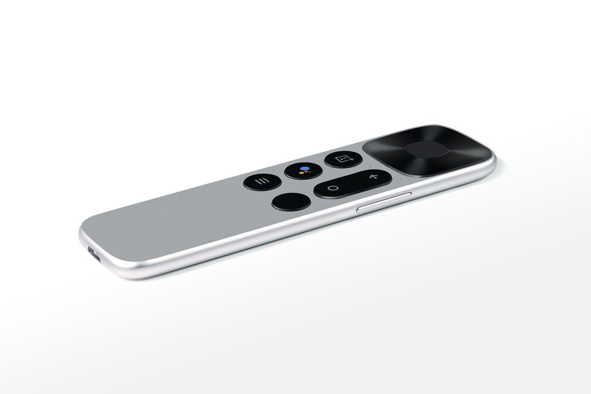 Toimitusjohtaja Pete Lau paljasti OnePlus TV -kaukosäätimen