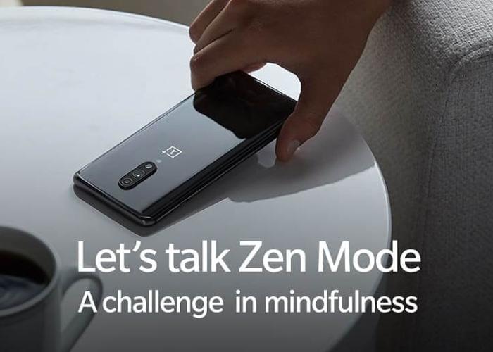 El Modo Zen de OnePlus llega a Google Play: compatible con más móviles