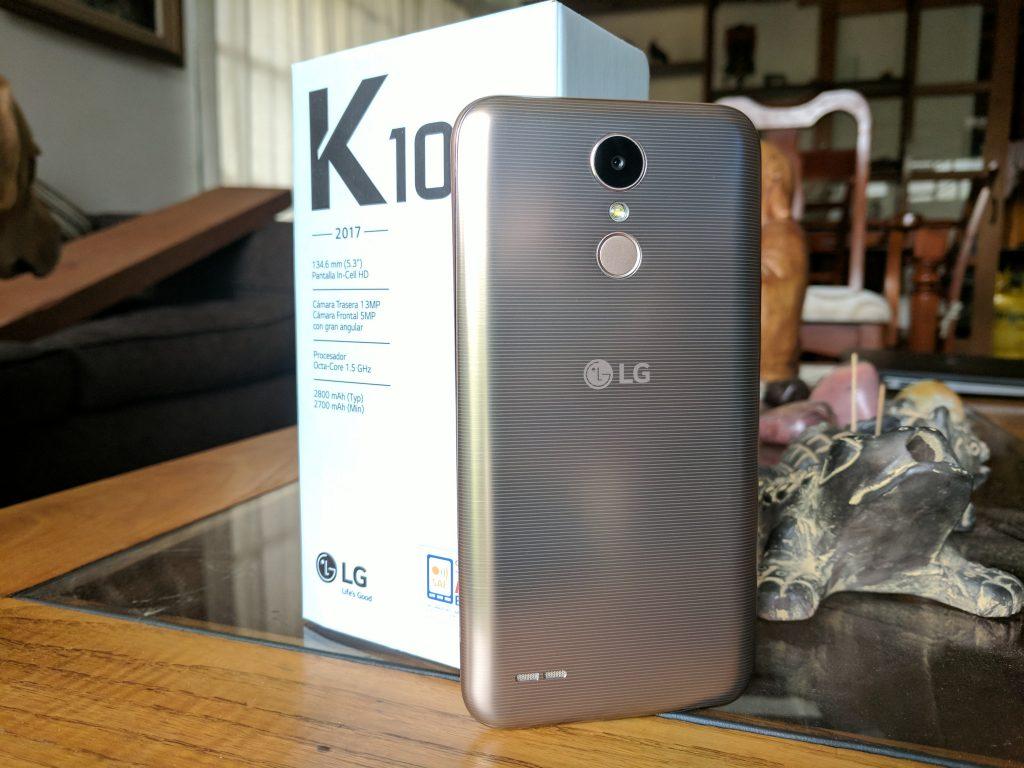 LG K10 (2017) arvostelut