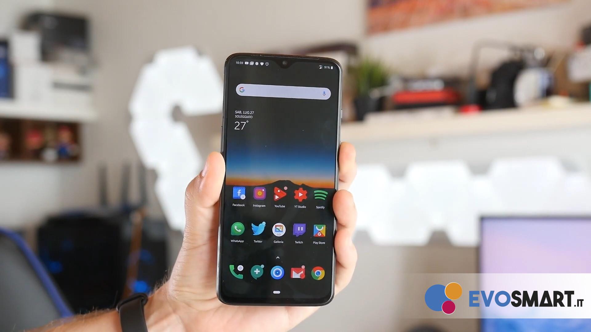 Vakaa OxygenOS 10 on saatavana OnePlus-laitteelle 7 ja OnePlus 7…