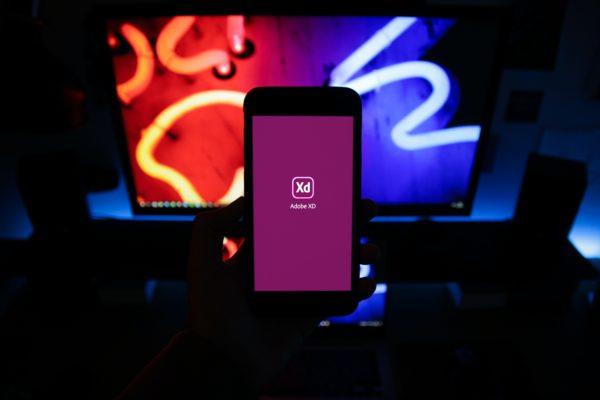 Bärbara skärmar för smarttelefoner - teknik 1