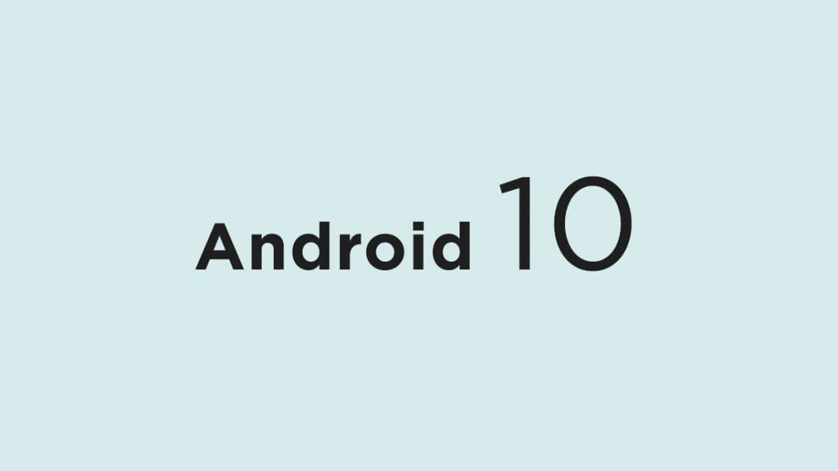 Reset App Preferences on Android 10