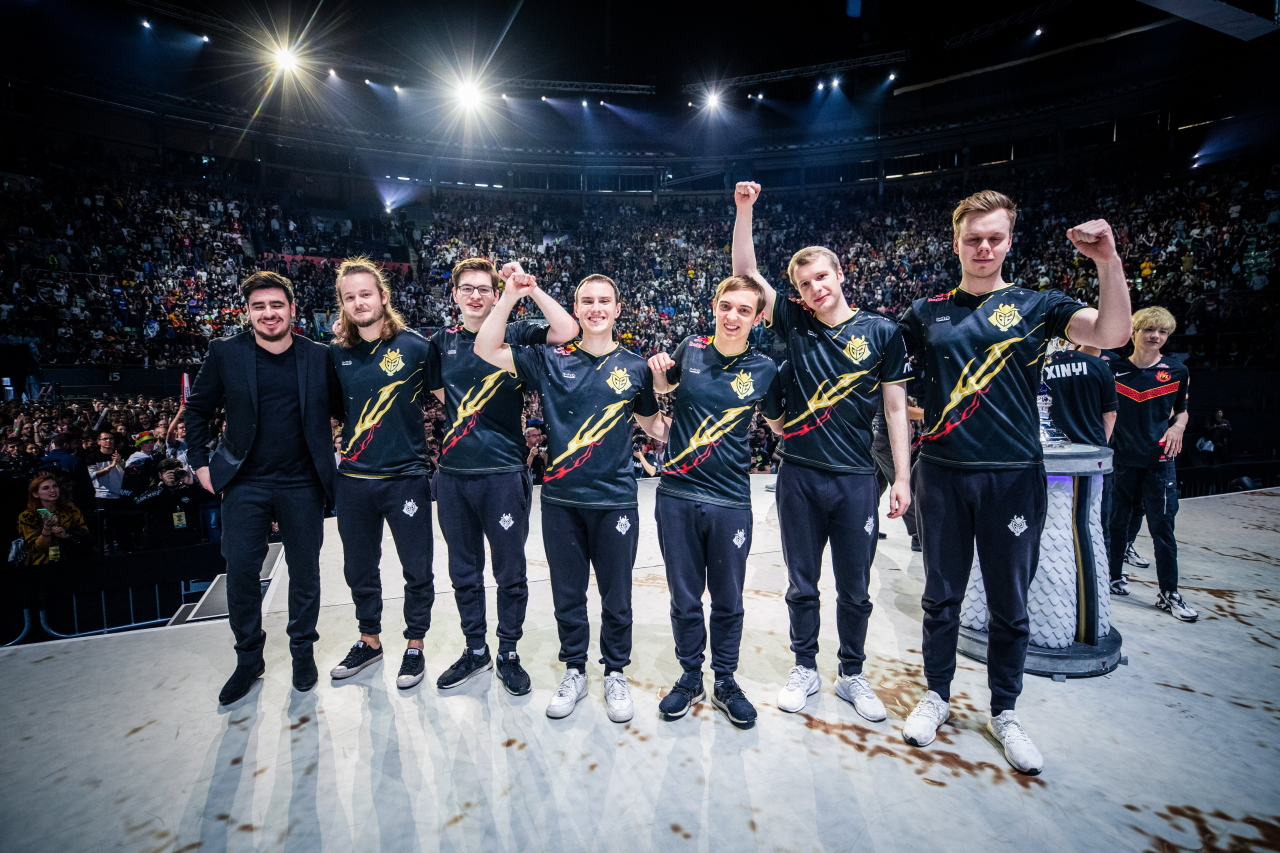 Perkz and Caps G2 to exchange lines for LEC 2020 Spring Split 1