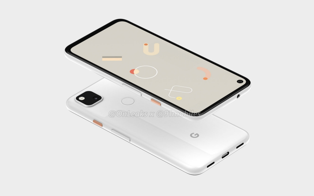 Pixel 4a ehdottaa 5G-vuotoa keskitason Google-puhelimiin 2020