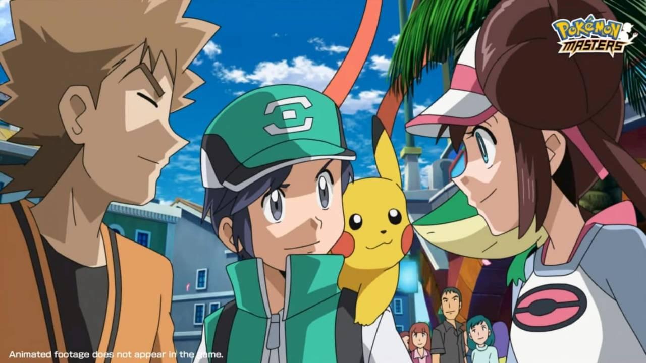 Pokemon Masters diluncurkan di Android, server mogok seperti yang diharapkan