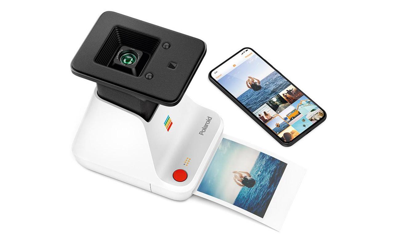 Polaroid Lab mencetak foto iPhone tanpa tinta 1