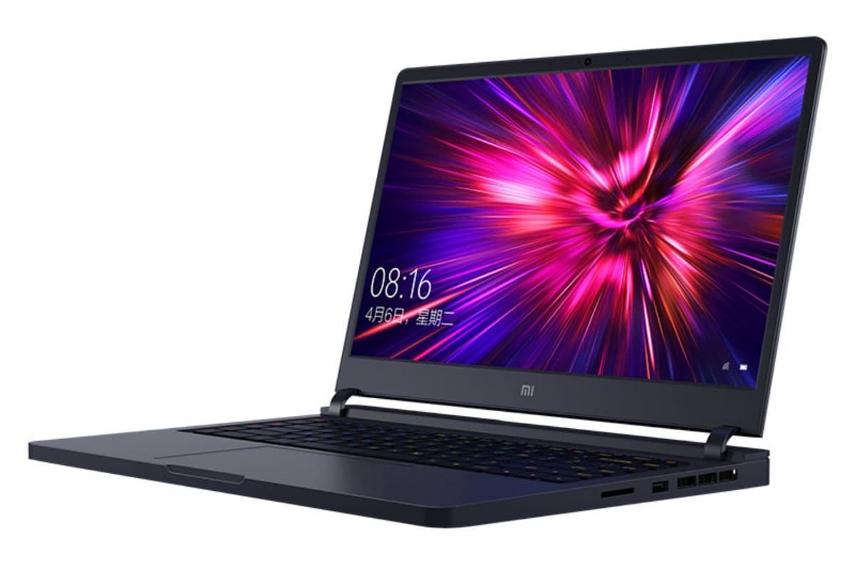 Mi Gaming Laptop 2019 With 144Hz Display, Up to 16GB RAM Launched