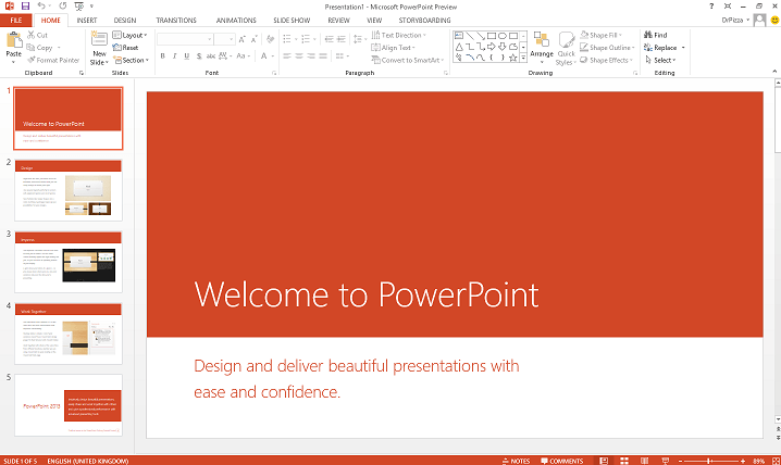 PowerPoint neprehráva zvuk ani video Windows 10 [FIXED]