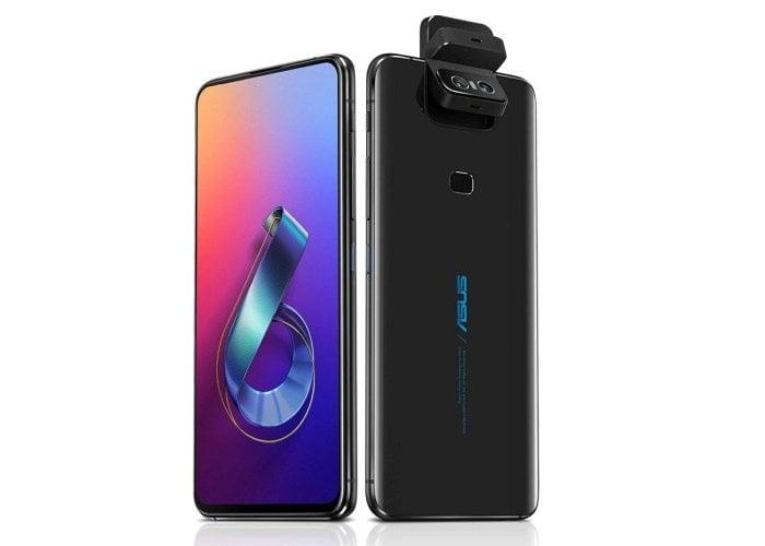 Ennakkotilaus Asus ZenFone 6 abierto desde 500 dollaria