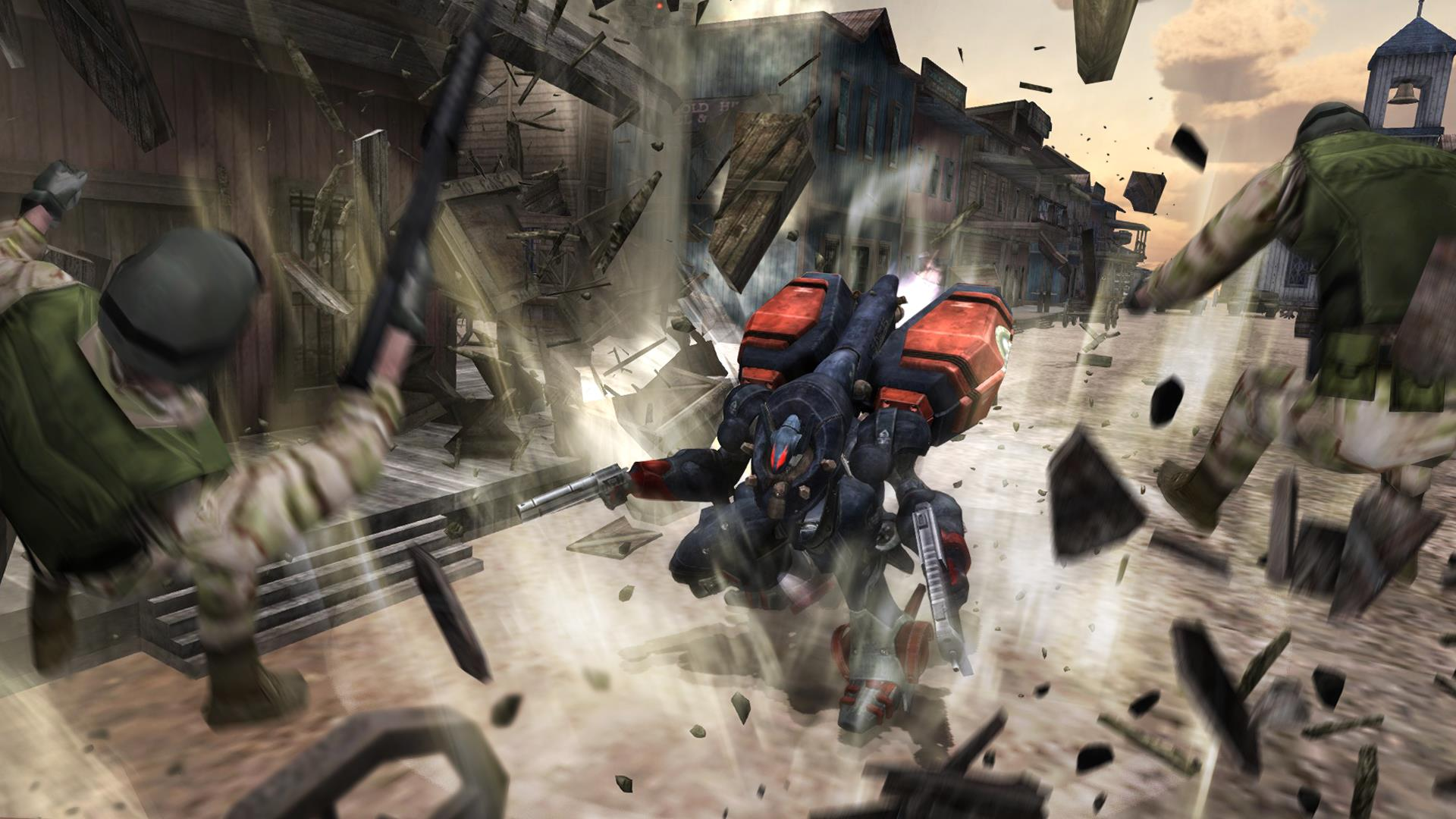 Valmistaudu Metal Wolf Chaos XD: hen tämän FromSoftware-retrospektiivin avulla