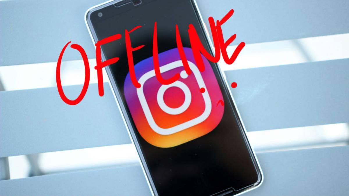 Privasi dalam Instagram: sembunyikan waktu koneksi terakhir 1