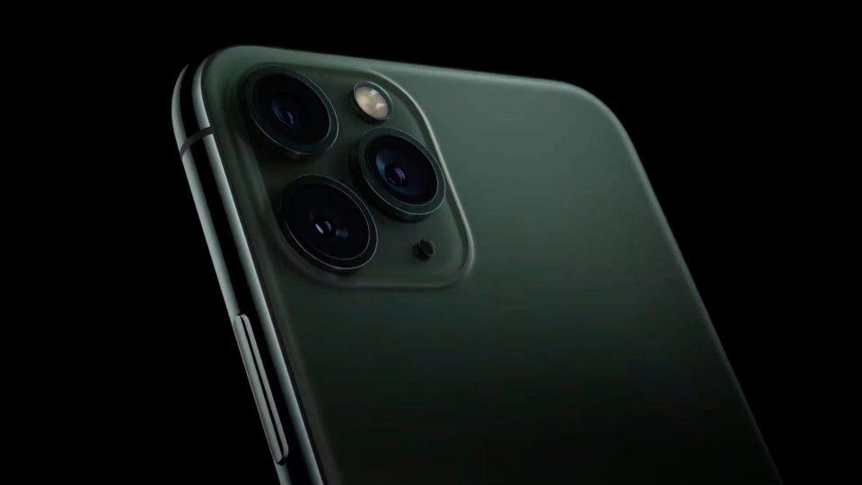 IPhone 11/11 Pro / 11 Pro Max có thể chụp ảnh dưới ... 2