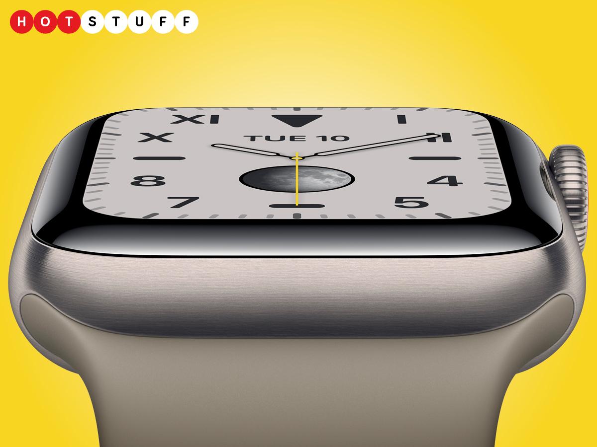 Cái gì Apple Watch Bộ truyện 5 có màn hình Retina luôn bật 7