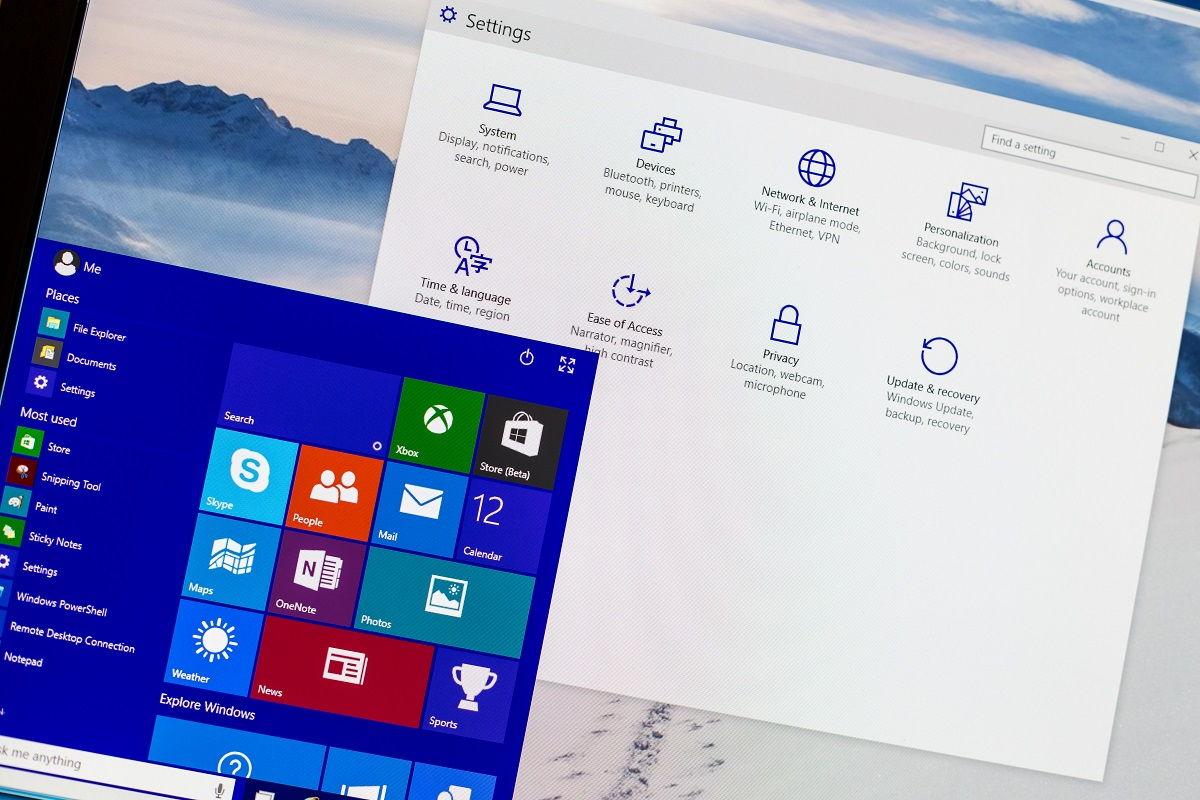 kORJAUS: Windows 10 ei sulkeudu