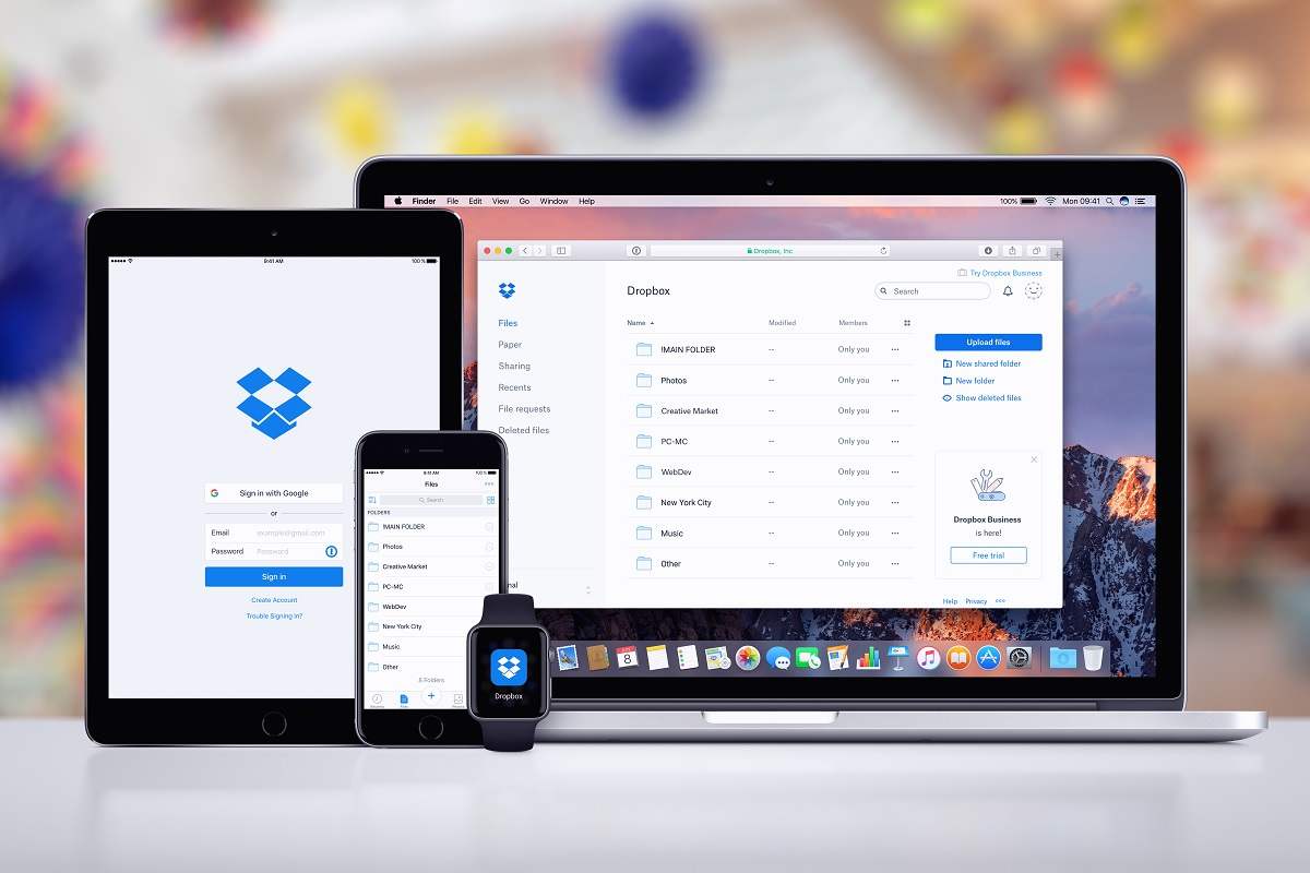 dropbox-smart-sync-funktioniert nicht