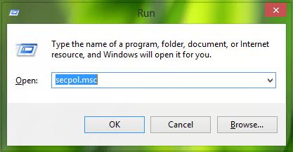 Kuinka estää käyttäjiä asentamasta ohjelmistoja windows 8.1. Windows 10