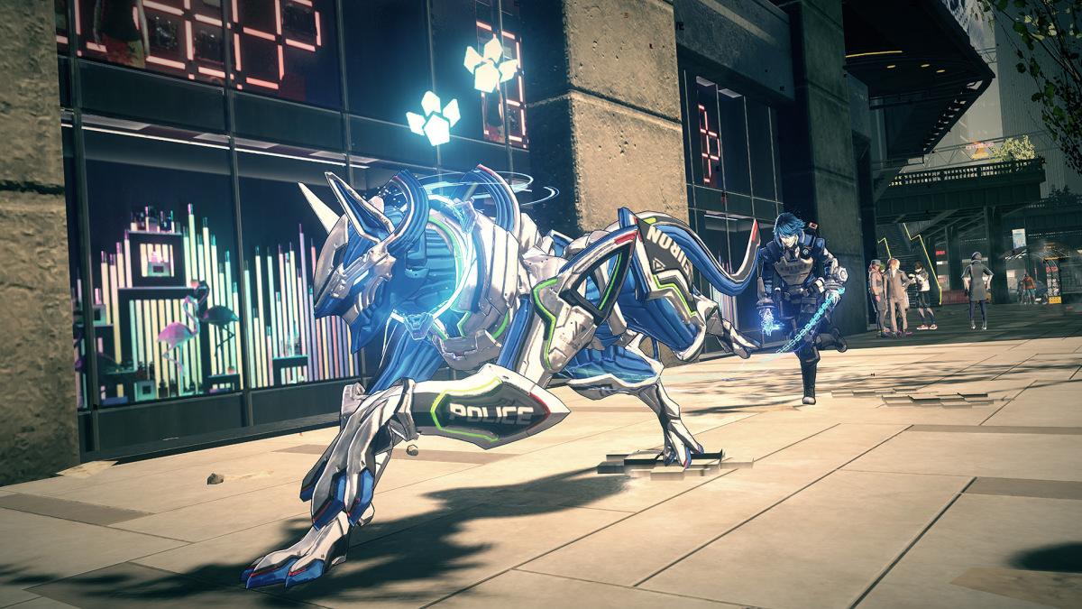 Inggris: Platinum Astral Chain untuk Nintendo Switch memasuki grafik di No.1