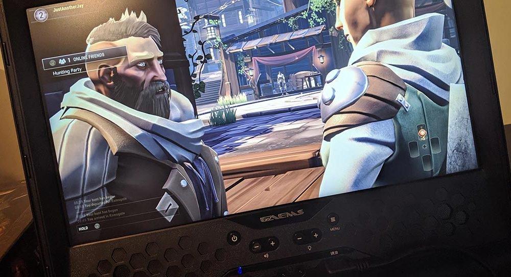 GAEMS Recenzje Sentinel Pro: Zabierz ze sobą konsolę do gier