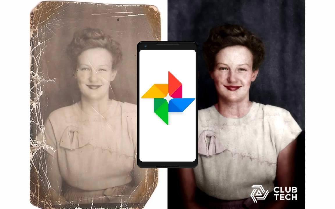 Memulihkan foto dengan Foto Google akan sangat sederhana 1