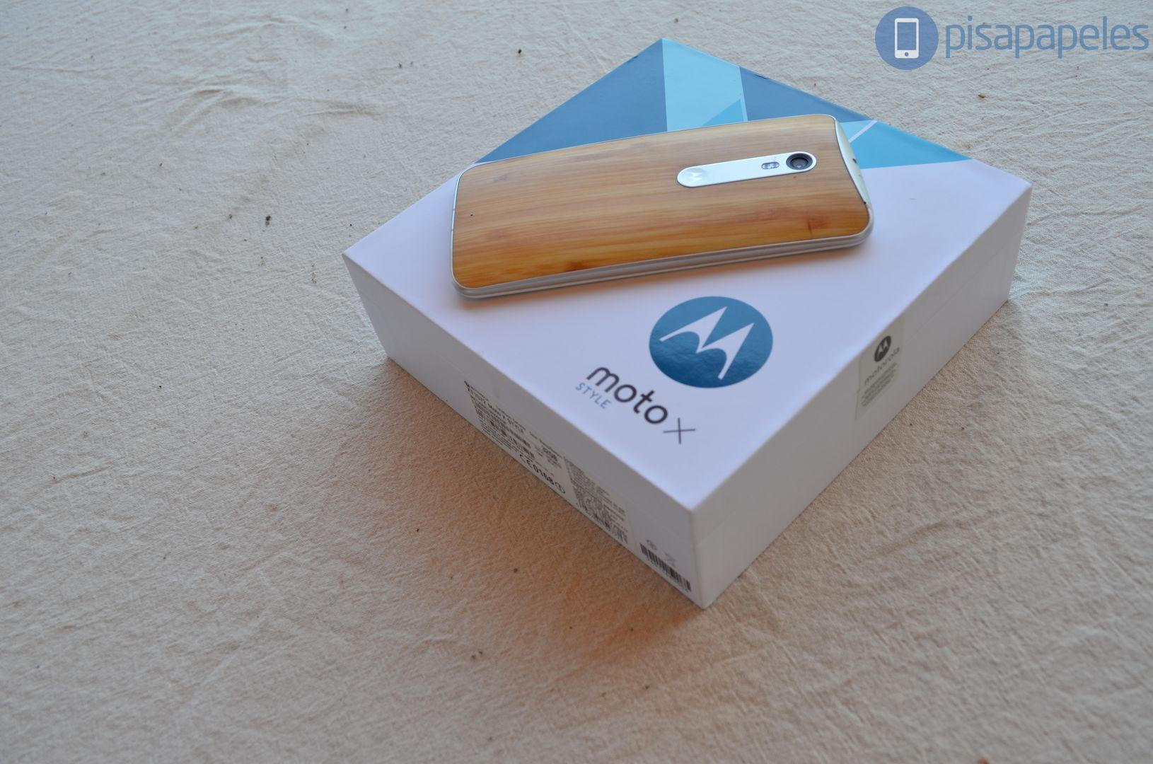 Tarkista Motorola Moto X: n tyyli