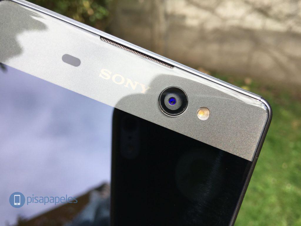 Tinjau Sony Xperia XA Ultra 1
