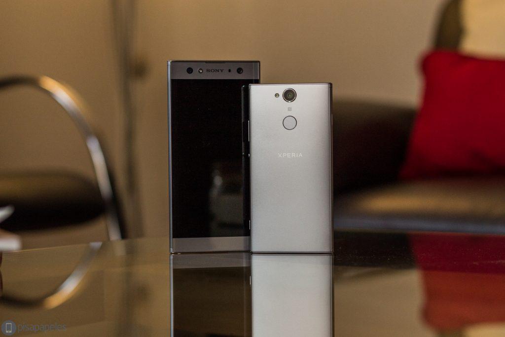 Przejrzyj Sony Xperia XA2 i XA2 Ultra